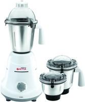 ORIENT Actus MG6001G 3-Jar 600 W Juicer Mixer Grinder (3 Jars, White)