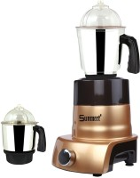 Sunmeet ABS Body MGJ 2017-120 600 W Mixer Grinder(Multicolor, 2 Jars)