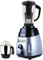 SilentPowerSunmeet MA MGJ WF 2017-22 MA ABS Body MGJ WF 2017-22 750 W Mixer Grinder(Multicolor, 2 Jars)