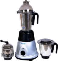 Sumeet Domestic Plus 2015 750 W Mixer Grinder(Grey, Black, 3 Jars)