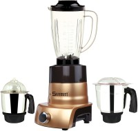 Sunmeet MA MGJ WOF 2017-176 MA ABS Body MGJ WOF 2017-176 750 W Juicer Mixer Grinder(Gold, 3 Jars)