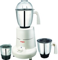 Snapple Special 750 W Mixer Grinder(White, 3 Jars)