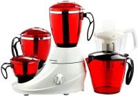 Butterfly Desire 4 jar 230 W Mixer Grinder (4 Jars, Red)