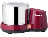 Premier Compact PG 501 210 W Mixer Grinder(Cherry Red, 1 Jar)