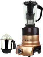 Sunmeet MA ABS Body MGJ WF 2017-144 1000 W Mixer Grinder(Gold, 2 Jars)