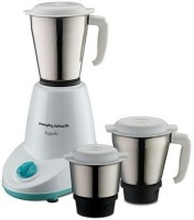 Morphy Richards Superb 500 W Mixer Grinder(White, 3 Jars)