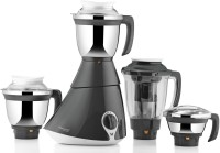 Butterfly Matchless MG 750 W Mixer Grinder(Grey, 4 Jars)