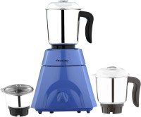 Butterfly 500 Watts Grand 500 W Mixer Grinder(Blue, 3 Jars)