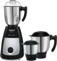 Maharaja Whiteline Joy Turbo (MX-155) 750 W Mixer Grinder(Black, 3 Jars)