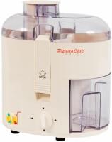 Signoracare Juicy-405 350 W Juicer (1 Jar, Beige)