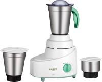 Philips HL1606/03 500 W Mixer Grinder(Green, 3 Jars)