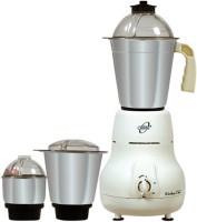 ORPAT KITCHEN CHEF Kitchen Chef 500 W Mixer Grinder (3 Jars, White)