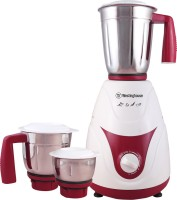 Westinghouse MX75WM3A-DR 750 W Mixer Grinder(White, 3 Jars)
