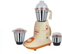 Jaipan Hero 550 W Mixer Grinder(White, 3 Jars)