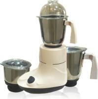 Pigeon Ivory 550 W Mixer Grinder(Ivory, 3 Jars)