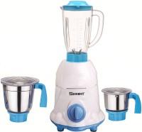 Sunmeet ABS Plastic 3 Jars 600 watts SM ABS PlasticMGJ-WFJ16 600W 600 W Juicer Mixer Grinder(Multicolor, 3 Jars)