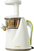 Wonderchef Hurom Slow Juicer with Cap-HA-WWC09(White)