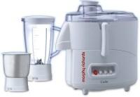 Morphy Richards Cutie 500 W Juicer Mixer Grinder (2 Jars, White)