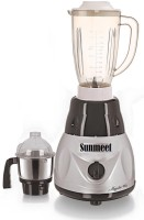 Sunmeet ABS Body MGJ-WFJ16-79 750 W Mixer Grinder(Multicolor, 2 Jars)