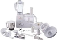 Bajaj FX7 600 W Juicer Mixer Grinder(White, 3 Jars)
