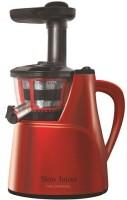Premsons Slow Juicer The Original Power Consumption W 150 W Juicer(Red, 2 Jars)