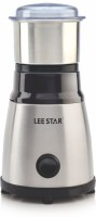 Lee-Star LE-804 S.S. Grinder 400 W Mixer Grinder (1 Jar, Black)