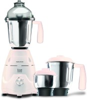 Morphy Richards Icon Essential 600 W Mixer Grinder(White, 3 Jars)