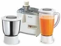 Baltra BJMG-101 STORM 500 W Juicer Mixer Grinder (2 Jars, White)