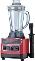 sowbaghya commercial mixer/blender 1600 W Mixer Grinder(Red, 1 Jar)