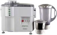 USHA JMG-2744 450 W Juicer Mixer Grinder (2 Jars, White)