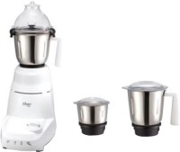 Oster MGSTSL6020-449 750 W Mixer Grinder (3 Jars, White and Black)