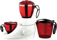 Butterfly 3 Jars Desire 745 W Mixer Grinder (3 Jars, Red)