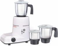 Snapple Afforda 550 W Mixer Grinder(White, 3 Jars)