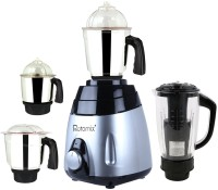 Rotomix MA ABS Body MGJ 2017-44 600 W Mixer Grinder(Multicolor, 4 Jars)