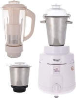 Sunmeet NEW-MG16 142 SM-MG16 142 1400 W Mixer Grinder(White, 3 Jars)