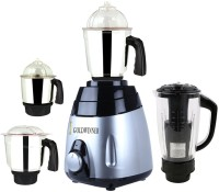 Sunmeet MA MGJ 2017-48 MA ABS Body MGJ 2017-48 600 W Mixer Grinder(Multicolor, 4 Jars)