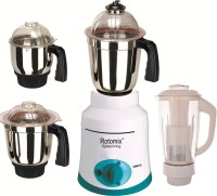 Rotomix MG16-725 750 W Juicer Mixer Grinder(Green, 4 Jars)