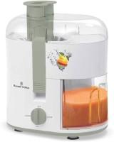 Russell Hobbs RJE400E 400 W Juicer (1 Jar, White)