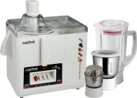 Activa JMG Premium Plus 750 W Juicer Mixer Grinder (3 Jars, Opal White)