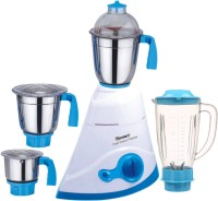 Sunmeet ABS Body MG16-WFJ125 1000 W Juicer Mixer Grinder(Multicolor, 4 Jars)