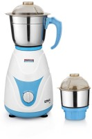 Padmini Royal 400 W Mixer Grinder(White & Blue, 2 Jars)