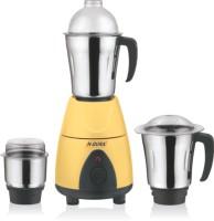 Ndura Tristar 750 W Mixer Grinder(Yellow, 3 Jars)