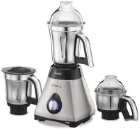 Preethi MG 212 750 W Mixer Grinder(Steel & Black, 3 Jars)