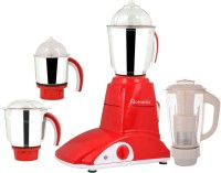Rotomix RTM-MG16 139 1000 W Mixer Grinder(Red, 4 Jars)