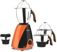 Vidiem VP VTRON Plus 900 W Juicer Mixer Grinder (4 Jars, Orange &Black)