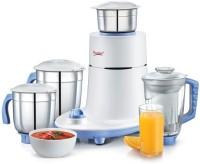 Prestige Mist 550 W Juicer Mixer Grinder(White, 4 Jars)