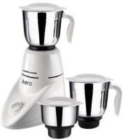 Morphy Richards Aero New 500 W Mixer Grinder(White, 3 Jars)