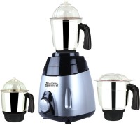 SilentPowerSunmeet MA MGJ 2017-22 MA ABS Body MGJ 2017-22 750 W Mixer Grinder(Multicolor, 3 Jars)