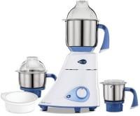 Preethi MG 214/002 750 W Mixer Grinder(White & Blue, 3 Jars)