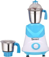 Sunmeet ABS Body MG16-BY929 600 W Mixer Grinder(Yellow, 2 Jars)